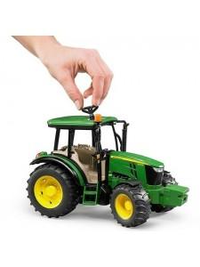 Брудер Трактор John Deere 5115M Bruder 02106