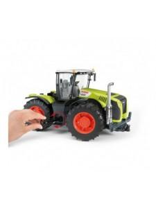 Брудер Трактор Claas Xerion с поворачивающейся кабиной Bruder 03015