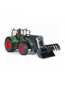 Брудер Трактор с погрузчиком Fendt 936 Bruder 03041