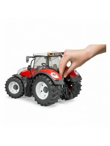 Брудер Трактор Steyr CVT 6300 Bruder 03180