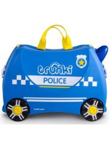 Чемодан на колесах Trunki Полицейская машина Перси 0323