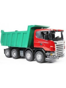 Брудер Самосвал Scania Bruder 03550
