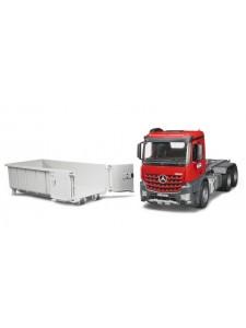 Брудер Контейнеровоз с контейнером Bruder 03622