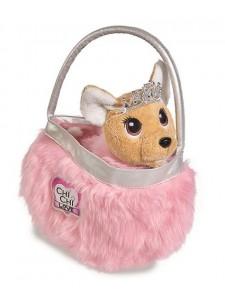 Игрушка Simba Chi Chi Love Собачка принцесса с пушистой сумочкой 10 5893126