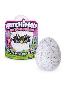 Hatchimals интерактивный малыш Hatchy Хетчималс 19133-PON