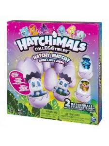Hatchimals Настольная игра Memory 2 фигурки Хетчималс 34602