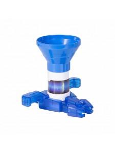 Бластер для дисков синий и машинка Дикие Скричеры 36574