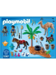 Playmobil Лагерь Расхитителей гробниц 5387