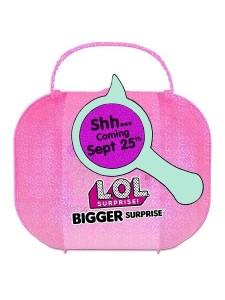Чемодан Lol Surprise Bigger Surprise Лол 60 сюрпризов
