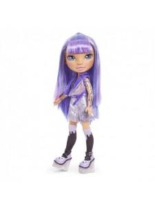 Кукла Poopsie Rainbow Пупси слайм фиолетовая коробка