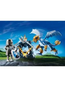 Playmobil Возьми с собой Рыцарь Дракона 5657