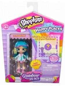 Набор Shopkins с куклой Shoppie Пёрышко Физ 56844