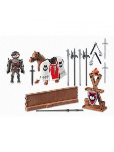 Palymobil Рыцарь Райпан, Стражник Черного Барона 6696