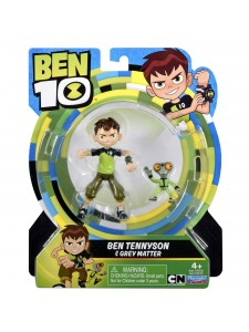 Ben 10 Фигурка Бен и Гуманоид 76101