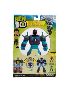Ben 10 фигурка трансформер Бен-Шок Рок 76692