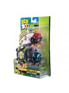 Ben 10 Омнизапуск Человек-огонь и Молния 76791