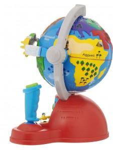 Интерактивный Глобус обучающий Vtech 80-065226