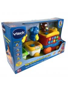 Игрушка Музыкальный поезд Vtech 80-112726