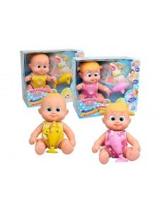 Bouncin Babies Кукла плавающая с дельфином 801011