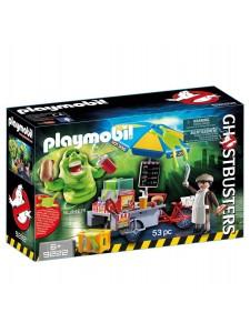 Playmobil Лизун и тележка с хот-догами 9222
