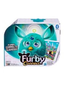 Ферби Коннект Бирюзовый Furby Hasbro B6083/B6084