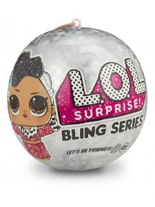Кукла Лол Новогодняя серия Lol Bling Series