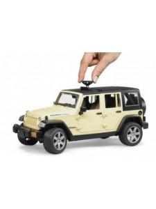 Bruder Джип внедорожник Jeep Wrangler Брудер 02525
