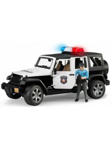 Внедорожник Bruder Jeep Wrangler 02526 Брудер