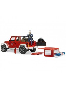 Bruder Jeep Wrangler Unlimited Rubicon Брудер 02528