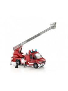 Bruder Пожарная машинка Mercedes Брудер 02532