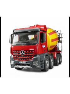 Bruder Бетономешалка Mercedes-Benz Брудер 03654