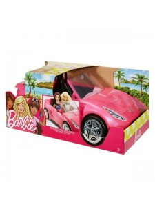Гламурный кабриолет Барби Barbie DVX59