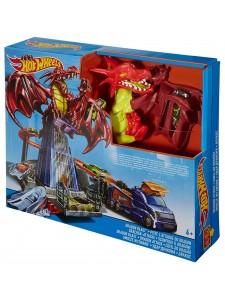Трек Hot Wheels Битва с драконом DWL04