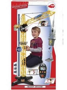 Dickie Toys Кран башенный на управлении 203462411