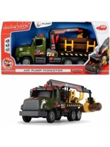 Грузовик с манипулятором Dickie Toys 203806001