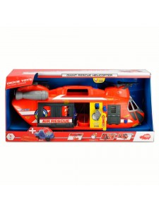 Вертолёт Спасательный с машинко Dickie Toys 3309000