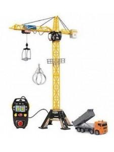 Кран башенный с самосвалом Dickie Toys 3462413