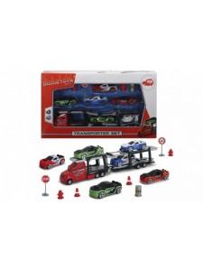 Автотрейлер Dickie Toys 3745001