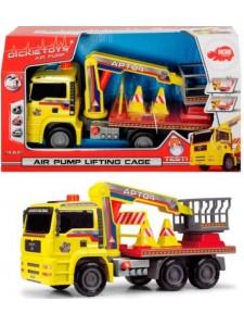 Подъёмник с воздушной помпой Dickie Toys 3805002