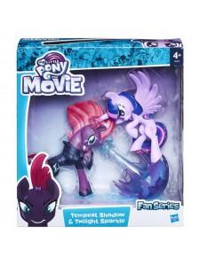 My Little Pony фигурки Буря и Искорка E0372
