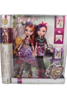 Ever After High Куклы Сестры Холли-Поппи О Хейр Holly-Poppy O Hair BJH20