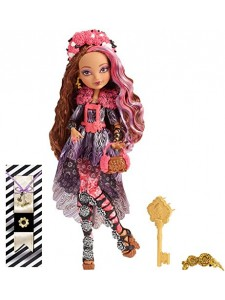 Кукла Ever After High Сидар Вуд Несдержанная весна