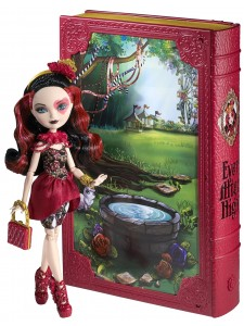 Кукла Ever After High Лиззи Хартс Несдержанная весна