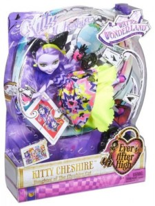 Ever After High Кукла Китти Чешир Kitty Cheshire Дорога в Страну Чудес CJF41
