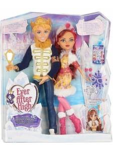 Ever After High Набор кукол Розабелла Бьюти и Дэринг Чарминг Заколдованная зима DLB38