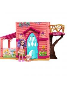 Игровой набор Enchantimals Дом Данессы Оленни FRH50