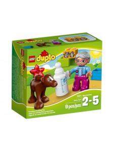 LEGO 10521 Duplo Тёленок