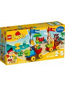 LEGO 10539 Duplo Гонки на пляже