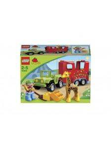 LEGO 10550 Duplo Цирковой автофургон