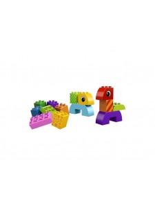 LEGO 10554 Duplo Весёлая каталка с кубиками